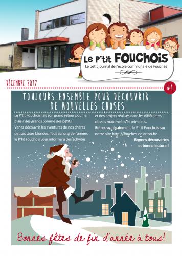 Le P'tit FOUCHOIS | décembre 2017