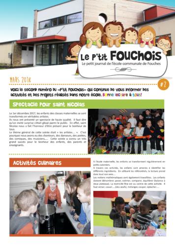 Le P'tit FOUCHOIS | mars 2018